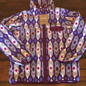 Patagonia BRAND NEW Women's Snap T Jacket 💜